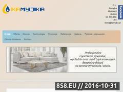 Miniaturka domeny www.kamyjka.pl