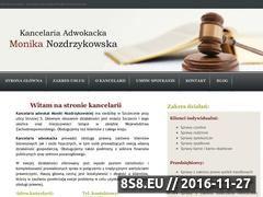 Miniaturka domeny kancelaria-adwokacka-szczecin.pl