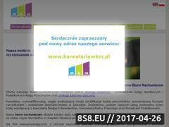 Miniaturka domeny www.kancelaria-mkm.pl
