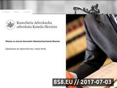 Miniaturka domeny kancelaria-skwiot.pl