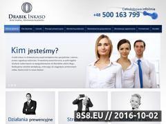 Miniaturka domeny www.kancelariadrabik.pl