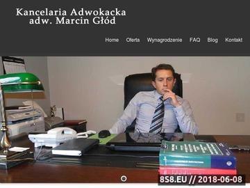 Zrzut strony Porady prawne