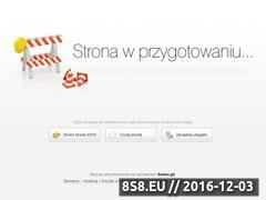 Miniaturka domeny www.kancelariagospodarcza.waw.pl