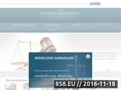 Miniaturka domeny kancelariajureko.pl