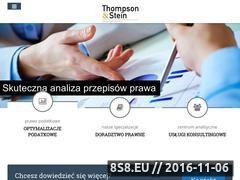 Miniaturka domeny www.kancelariakuczmowski.pl