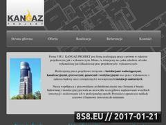 Miniaturka domeny kangaz-projekt.pl