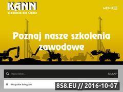 Miniaturka domeny kann.pl