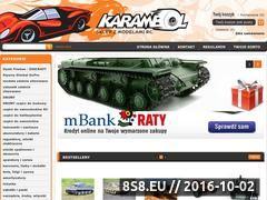 Miniaturka domeny www.karambol.pl