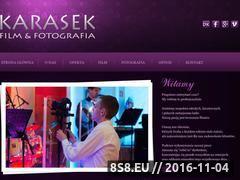 Miniaturka domeny karasekfilmowanie.pl