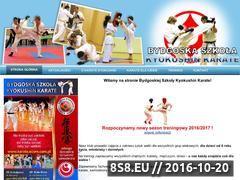 Miniaturka domeny karate.ecom.com.pl