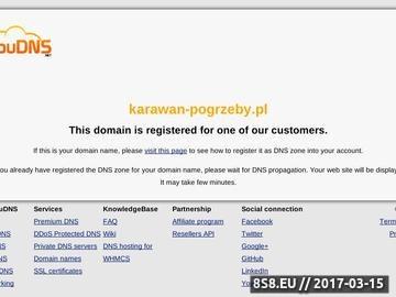 Zrzut strony Karawan - pogrzeb