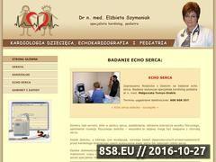 Miniaturka domeny kardiolog-szymaniak.pl