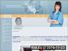 Miniaturka domeny kardiomonitory.info.pl