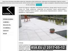 Miniaturka domeny www.karier.pl