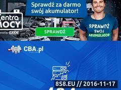 Miniaturka domeny www.karliniak.cba.pl
