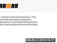 Miniaturka domeny www.karmax.pl