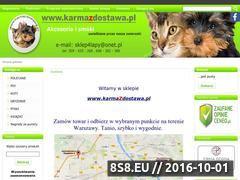 Miniaturka domeny karmazdostawa.pl