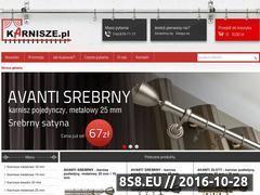 Miniaturka domeny karnisze.pl