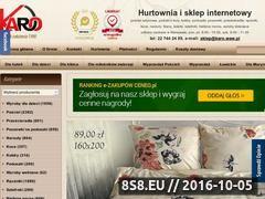Miniaturka domeny www.karo.waw.pl