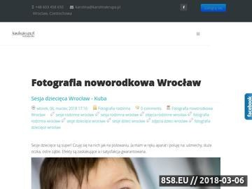 Zrzut strony FOTOGRAFIA ślubna, FOTOGRAF ślubny - Wrocław, Opole, Częstochowa