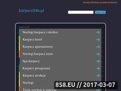 Miniaturka domeny karpacz24h.pl