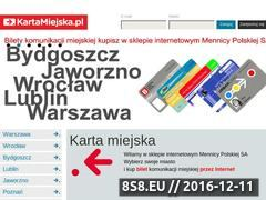 Miniaturka domeny kartamiejska.pl