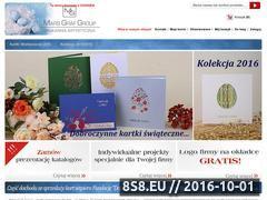 Miniaturka domeny kartki.marsgraf.pl