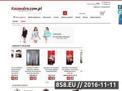 Miniaturka domeny kasandra.com.pl