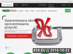 Miniaturka domeny kasastefczyka.pl