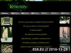 Miniaturka domeny www.kaskada.org.pl