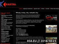 Miniaturka domeny kastal.com.pl