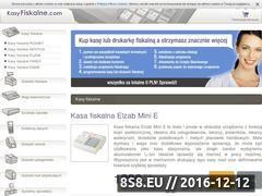 Miniaturka domeny www.kasyfiskalne.com