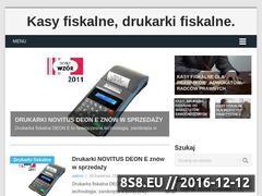 Miniaturka domeny www.kasyfiskalne.kalisz.pl