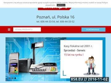 Zrzut strony Drukarki fiskalne Poznań