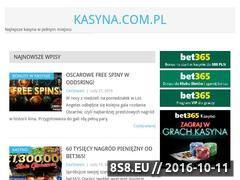 Miniaturka domeny kasyna.com.pl