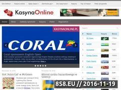Miniaturka domeny www.kasynaonline.pl