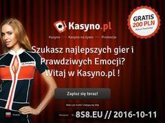 Miniaturka domeny kasyno.pl