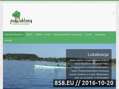 Miniaturka domeny www.kaszuby-wczasy.pl