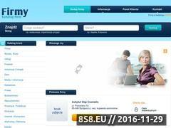 Miniaturka domeny katalog-firmy.net