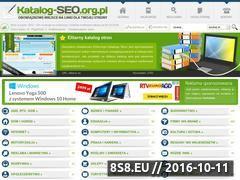 Miniaturka domeny katalog-seo.org.pl