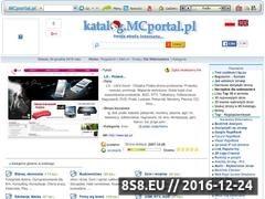 Thumbnail of MCkatalog katalog stron - seo web directory Website