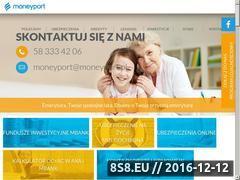 Miniaturka domeny katalog.moneyport.pl