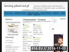 Miniaturka domeny www.katalog.piksel-net.pl