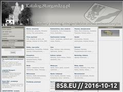 Miniaturka domeny www.katalog.stargard24.pl
