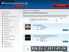 Miniaturka domeny katalog.szczecin.pl