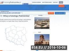Miniaturka domeny katalogpodroznika.pl
