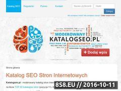Miniaturka domeny katalogseo.pl