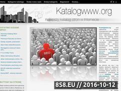 Miniaturka domeny www.katalogwww.org