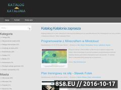 Miniaturka domeny www.katalonia.com.pl