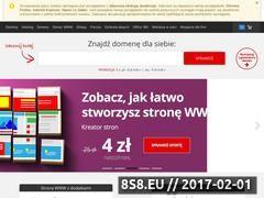 Miniaturka domeny www.katarzynapniewska.pl